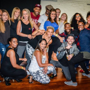 Kizomba and Urban Kiz competition London Croydon2017